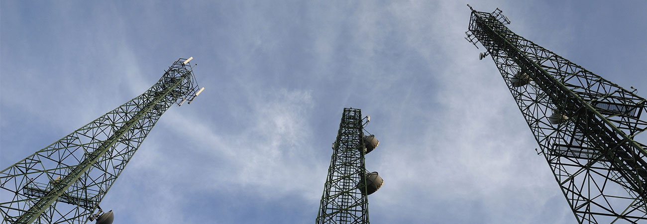 cell towers - wireless communications